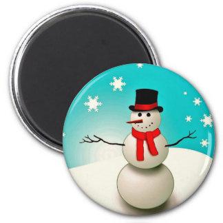 Christmas 60.jpg 2 inch round magnet