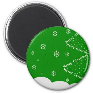 Christmas 61.jpg 2 inch round magnet