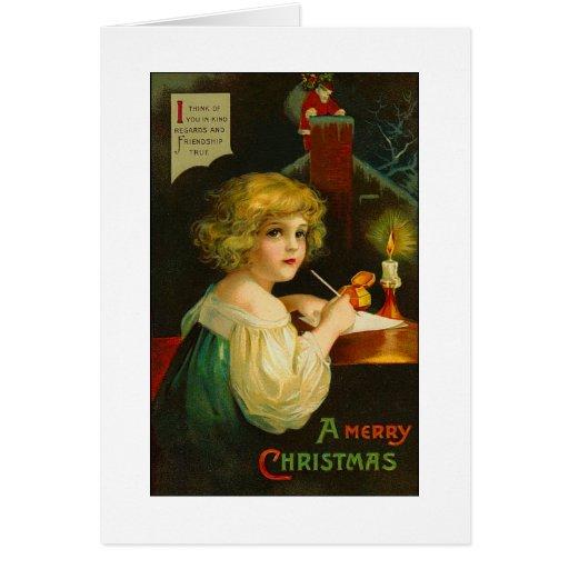 CHRISTMAS (736) CARD