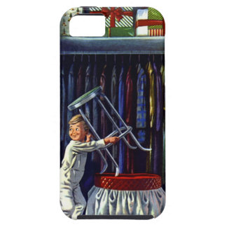 Christmas - A Peek at the Presents iPhone SE/5/5s Case