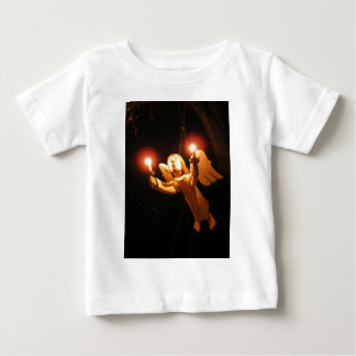 Christmas, Advent, festively, small angel figure Baby T-Shirt