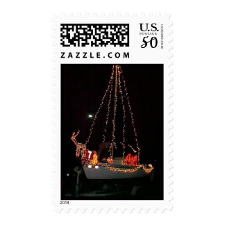 Christmas Afloat Postage