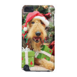 Christmas - Airedale - Kizzle iPod Touch 5G Cover