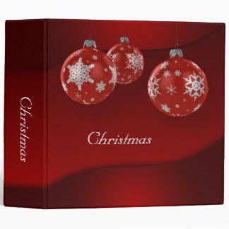 "Christmas Album - 2"" Binder"