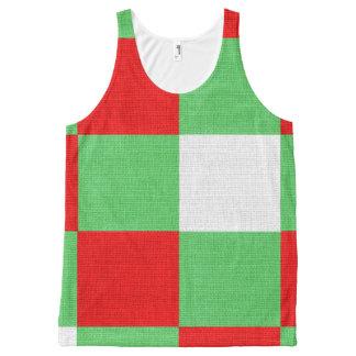 Christmas All-Over-Print Tank Top