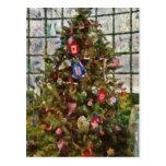 Christmas - An American Christmas Postcard