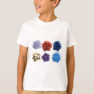 Christmas and Decorative Bows T-Shirt