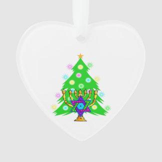 Christmas and Hanukkah Interfaith