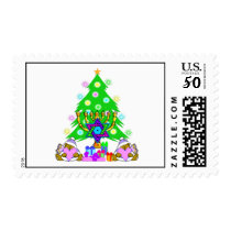 Christmas and Hanukkah Postage