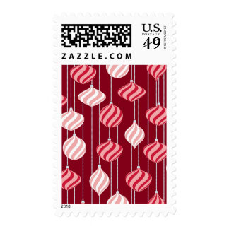 Christmas and New Year pattern Stamps