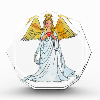 Christmas Angel 2014 Xmas Angel Acrylic Award