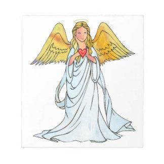 Christmas Angel 2014 Xmas Angel Scratch Pad
