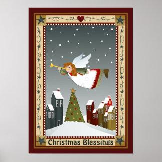 Christmas Angel(2) Poster