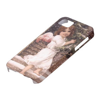 Christmas Angel Case-Mate Barely There iPhone 5