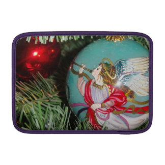 Christmas angel - christmas art -angel decorations MacBook air sleeve
