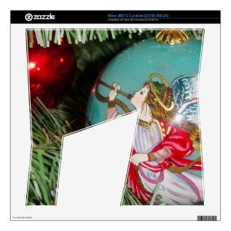 Christmas angel - christmas art -angel decorations skins for xbox 360 s