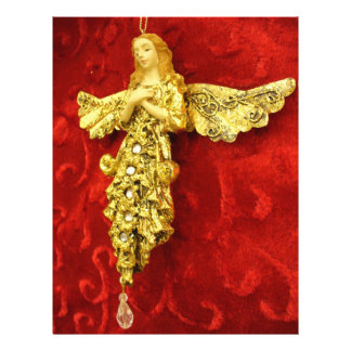 Christmas Angel Personalized Flyer