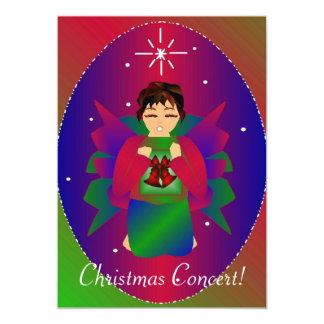 Christmas Angel III Card