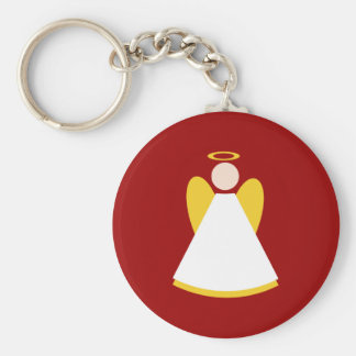 Christmas Angel Key Chains