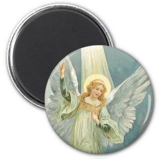 Christmas Angel Fridge Magnets