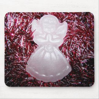 Christmas Angel Mouse Pad