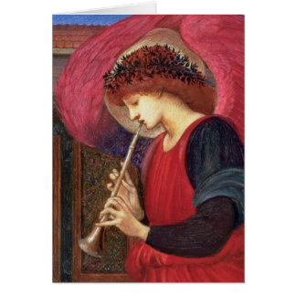 Christmas Angel Note Cards - Burne-Jones ...