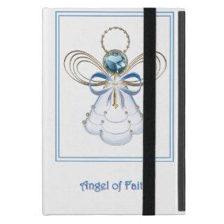 Christmas Angel of Faith iPad Mini Cover