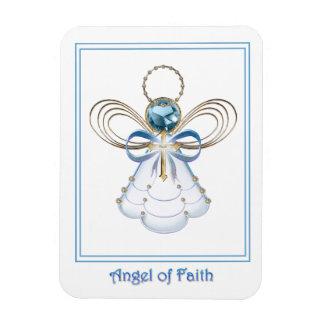Christmas Angel of Faith Magnet