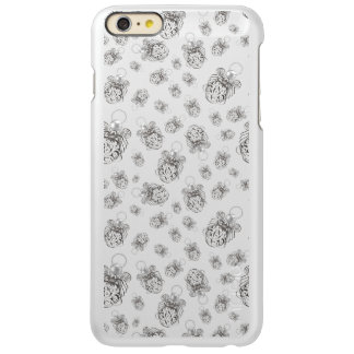 Christmas Angel of Peace Holiday Collage Pattern Incipio Feather Shine iPhone 6 Plus Case