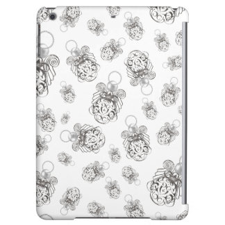 Christmas Angel of Peace Holiday Collage Pattern Case For iPad Air