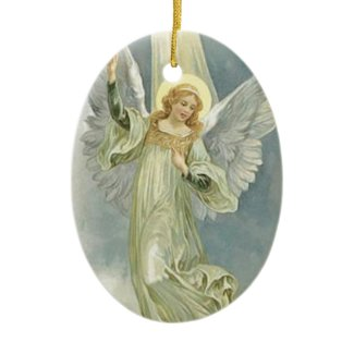 Christmas Angel Ornament ornament