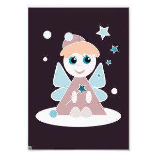 Christmas Angel Photo Print
