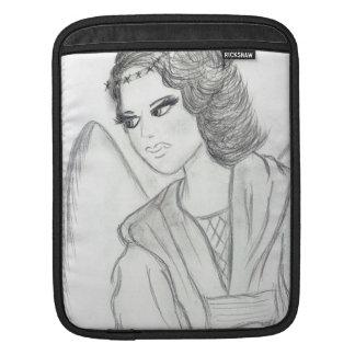 Christmas Angel Sleeve For iPads
