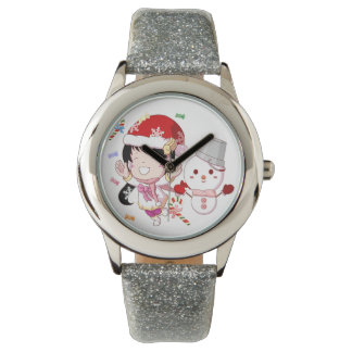 Christmas Angel Watch