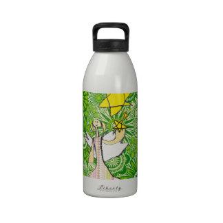 Christmas Angel Water Bottles