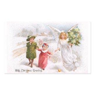 Christkind with Children