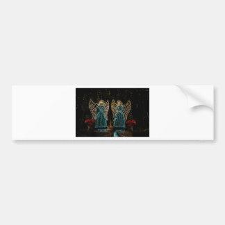 Christmas Angels 2016 Bumper Sticker