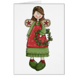 Christmas Angels · Angel & Wreath Cards