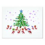 Christmas Ant-ticipation Custom Invites