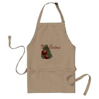 Christmas Apron apron