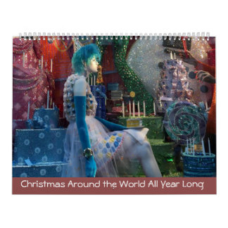 Christmas Around the World All Year Long Calendar