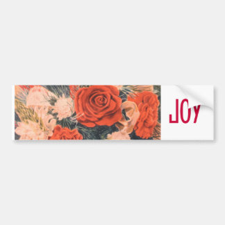 """Christmas arrangement"" by Keith Moreau Bumper Stickers"