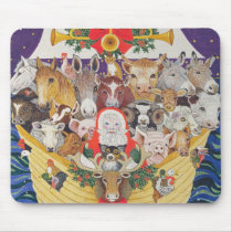 Christmas Arrival Mouse Pad