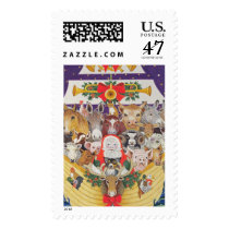 Christmas Arrival Postage