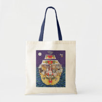 Christmas Arrival Tote Bag