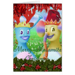 Christmas at Brimlest Greeting Card