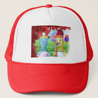 Christmas at Brimlest Trucker Hat