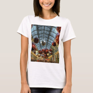 Christmas at Covent Garden, London T-Shirt