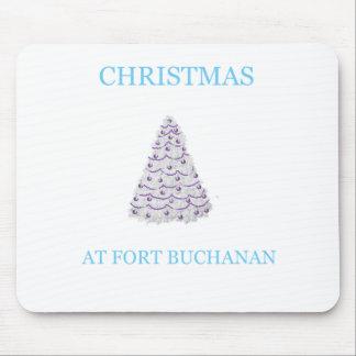 Christmas At Fort Buchanan 16 Mouse Pad