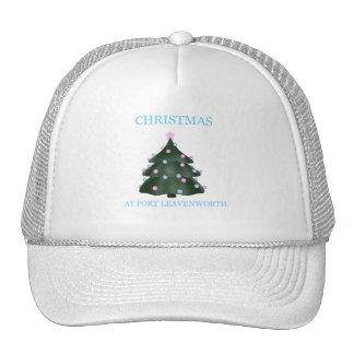 Christmas At Fort Leavenworth 11 Hat